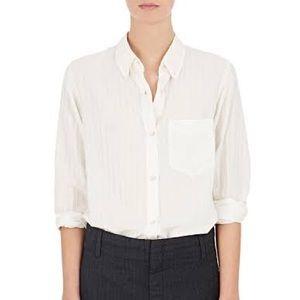Isabel Marant etoile ninon shadow stripe blouse